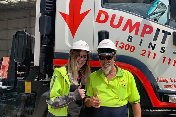 Careers | Dump It Bins | Sydney Skip Bins