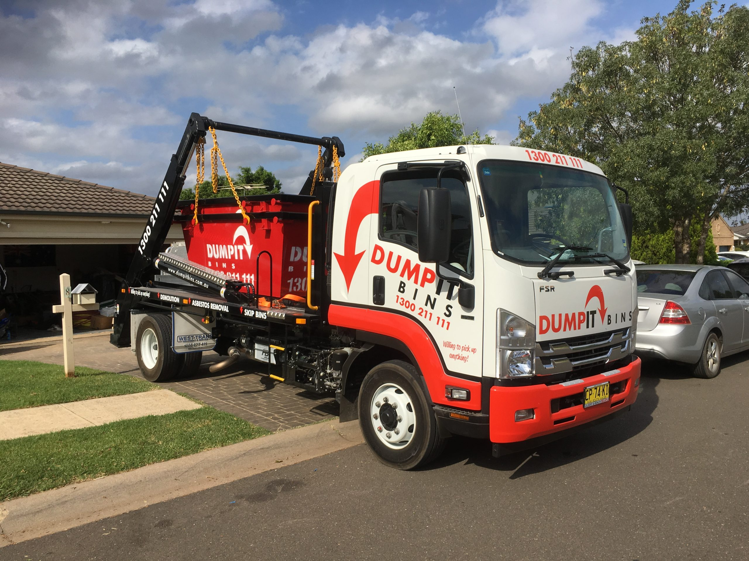 Skip Bins Sydney | Skip Bin Hire | Dump it Bins